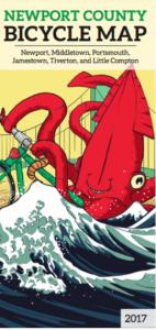 Newport County Bike map cover