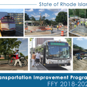 RI 2018-2027 Transportation Plan