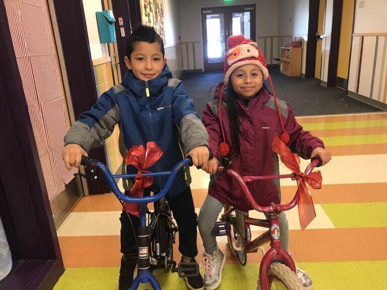 Pell School Bike Giveaway image 2