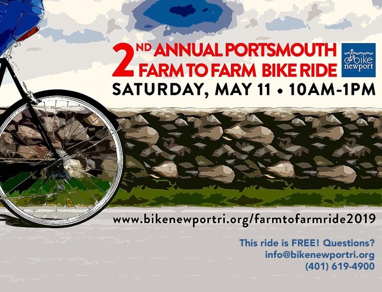 Portsmouth Farm to Farm Ride