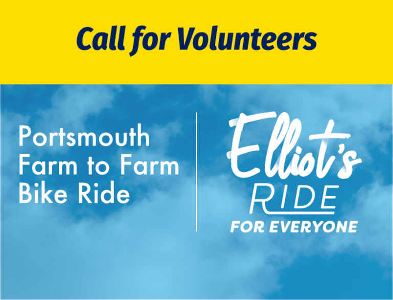 Call for Volunteers for 2 car-free rides