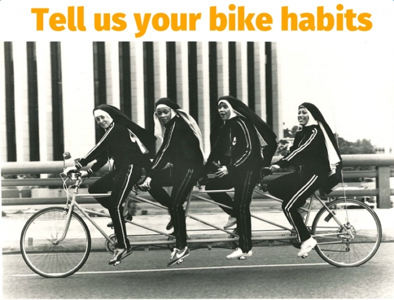 Take our Road User Habits Survey