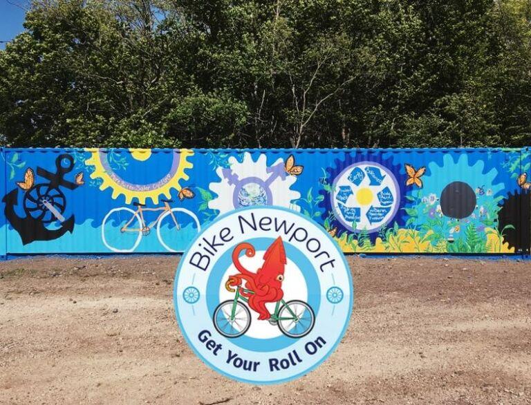 The Big Blue Bike Barn