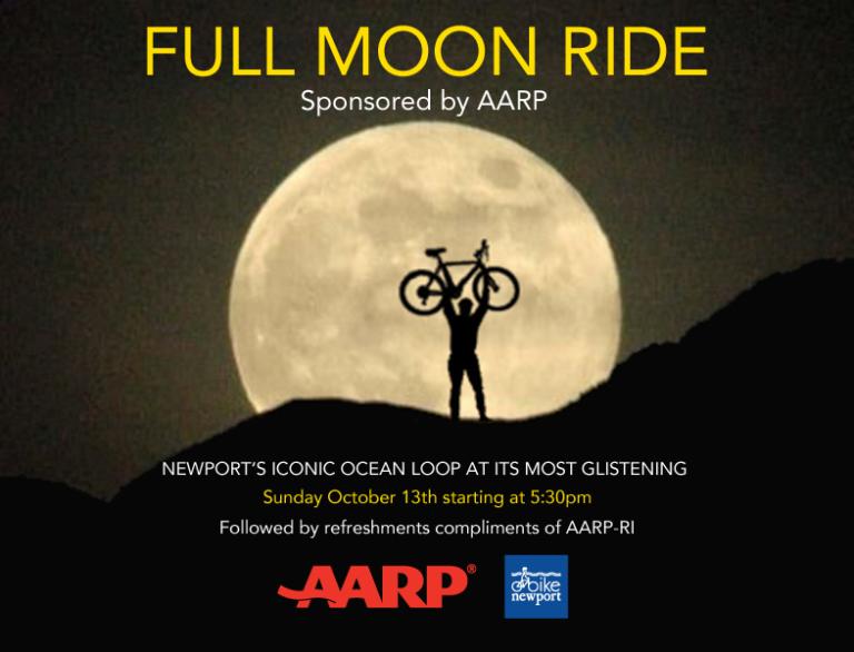 AARP ride