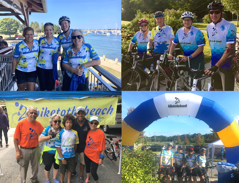 Bike to the Beach photos