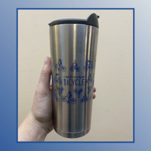 Bike Newport insulated Travel mug