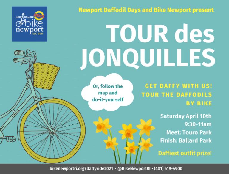 Daffodil Ride 2021